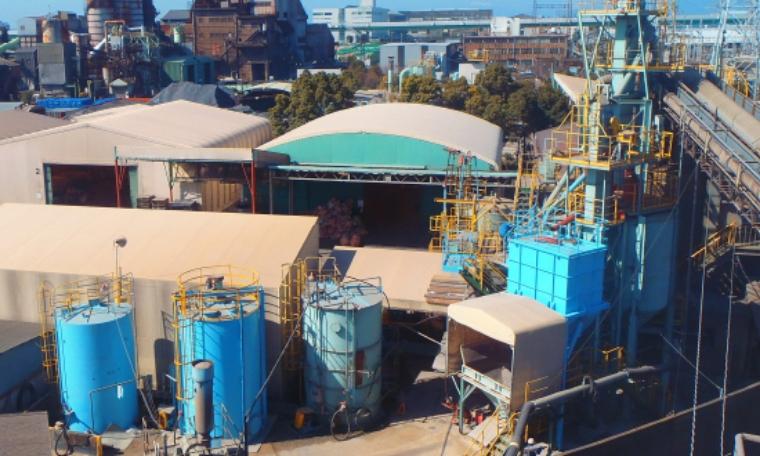 名古屋肥料工場